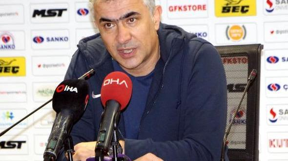 Gazişehir Gaziantep – Balıkesirspor Baltok maçının ardından
