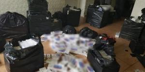 Gaziantep'te Kaçak Sigaraya Gözaltı