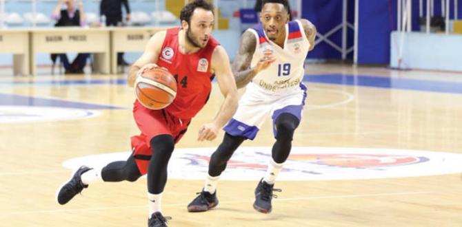 Gaziantep Basketbol tarihinin en iyi sezonunu yaşıyor