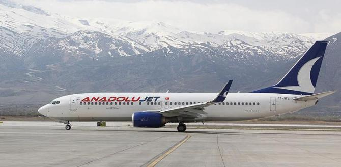 AnadoluJet'in Bursa-Gaziantep direkt uçuşları başladı.