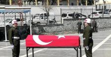 Kore Gazisi Son Yolculuğuna Uğurlandı