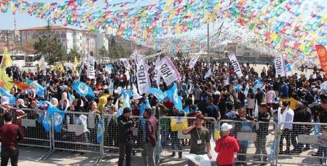 Gaziantep'te Nevruz kutlamaları