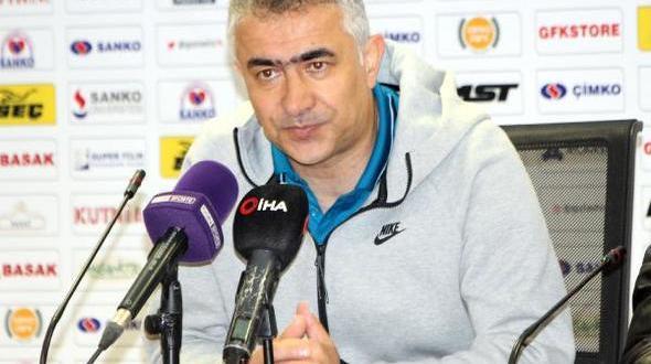 Gazişehir Gaziantep- Afjet Afyonspor maçı