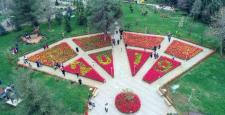 Gaziantep, Rengarenk Oldu