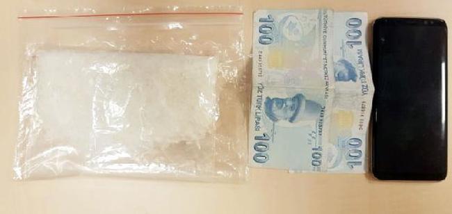 Gaziantep'te, Uyuşturucu Satıcısı Yakalandı