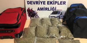 Gaziantep'te 5 Kilo Uyuşturucuya 3 Tutuklama