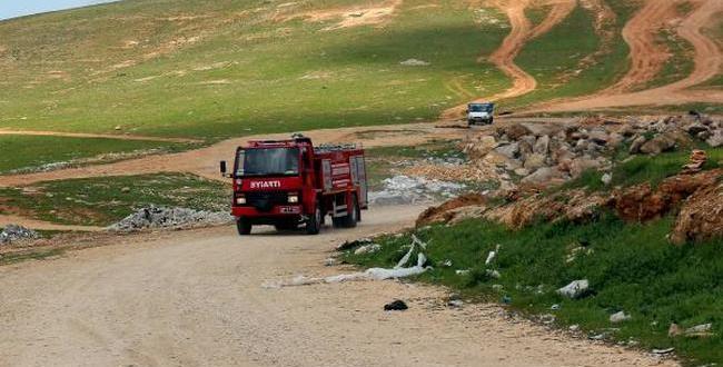 Ormandan Yükselen Dumanı Görünce 'Uçak Düştü' İhbarı Yaptılar