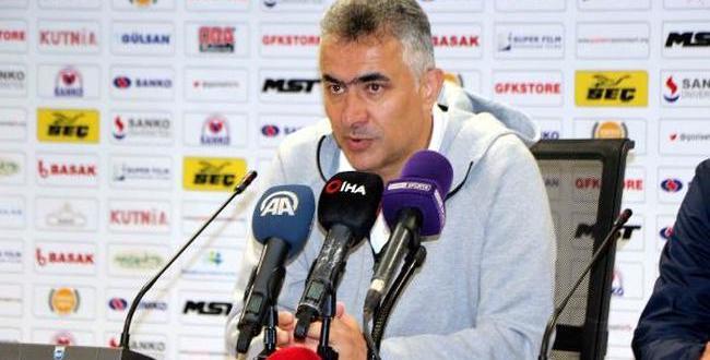 Gazişehir Gaziantep – Giresunspor maçı