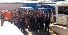 Gaziantep'te Uyuşturucu Şüphelisi 27 Kişi Adliyede