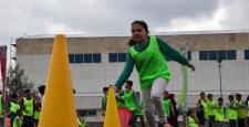 2 Bin 660 Öğrenci Sporla Buluştu.