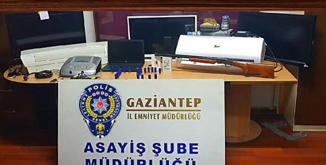 Gaziantep'te Yılbaşından Bu Yana 242 Hırsızlık Şüphelisi Yakalandı