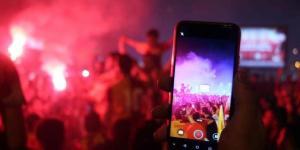 Gaziantep'te Galatasaray Taraftarları Şampiyonluğu Kutladı