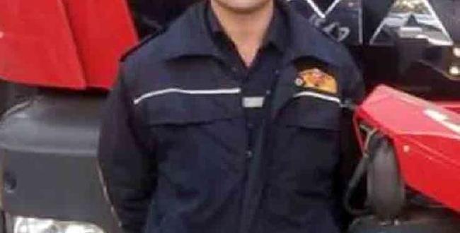 Kazada Yaralanan İtfaiye Eri Hayatını Kaybetti