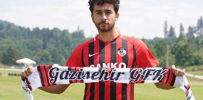 Ulaş Zengin Gazişehir Gaziantep'te!