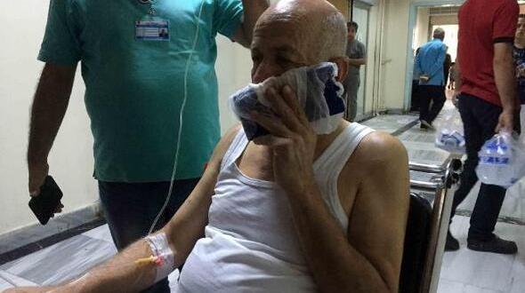 Gaziantep Kimlik Soran Doktora Saldırı