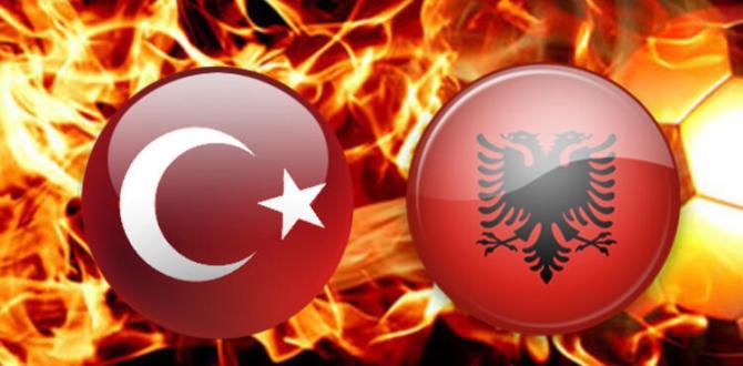 Türkiye Arnavutluk Milli Maçı Ne Zaman