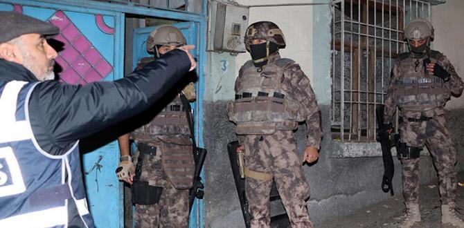 Gaziantep'te terör operasyonu: HDP İl Başkanı gözaltında