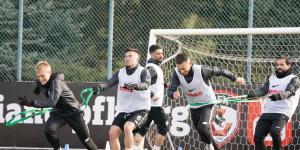Gaziantep FK, Gençlerbirliği maçına hazır