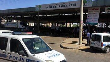 Gaziantep'te kurban derisi kavgası