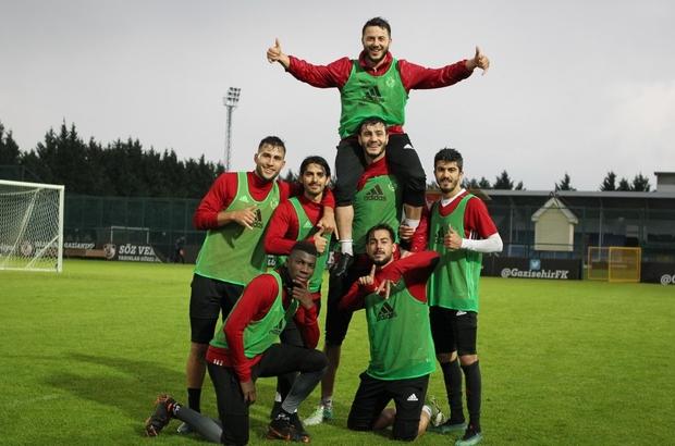 Gazişehir play-off hazırlıklarına Bolu'da devam edecek