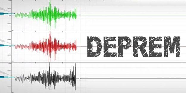 """Merkez Üssü Kuzey Irak""""ta 7.3lik Deprem"""
