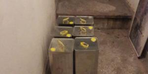 Gaziantep'te zeytinyağı hırsızlıkları yakalandı