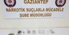 Gaziantep'te 9 Ayrı Adrese Uyuşturucu Operasyonu