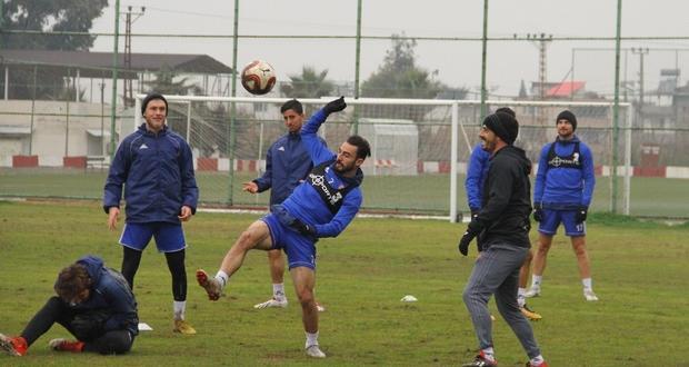 Hatayspor, Gazişehir Gaziantep Hazırlıklarını Sürdürüyor