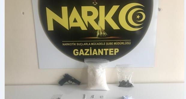GAZİANTEP HABERLERİ Gaziantep'te 12 Adrese Eş Zamanlı Operasyon: 22 Gözaltı
