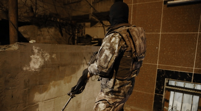 Gaziantep'te PKK Operasyonuna 5 Tutuklama