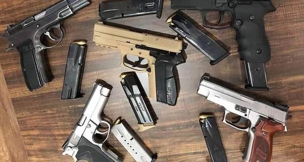 Gaziantep'te silah kaçakçılığı