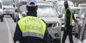 72 Araç Trafikten Men Edildi