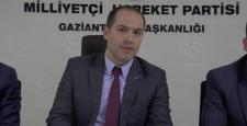 MHP Gaziantep'te il Yönetimi Yeniden Oluşturdu.