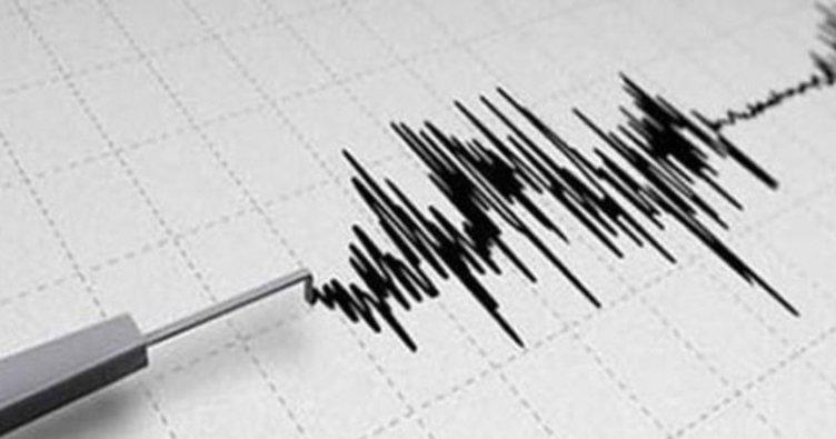 Akdeniz'de Aynı Dakikada 5.4 ve 5.0 Büyüklüğünde İki Deprem