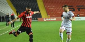 GazişehirGaziantep Elazığspor 2-0