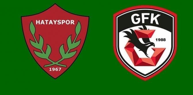 Hatayspor – Gaziaşehir Gaziantep Maçı ne zaman, Saat kaçta, Hangi kanalda?