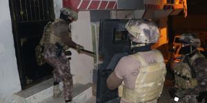 890 polisin katılımıyla uyuşturucu operasyonu düzenlendi