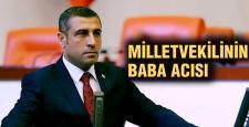 MHP Gaziantep Milletvekili Ali Muhittin Taşdoğan'ın babası İbrahim Taşdoğan hayatını kaybetti.