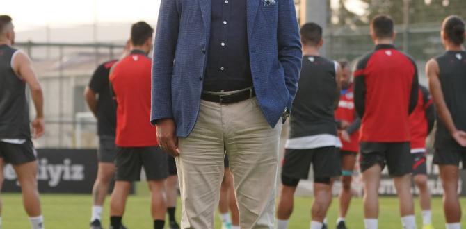 Gaziantep Futbol Kulübü Başkanı Mehmet Büyükekşi, Ayrımcılık değil adalet istiyoruz