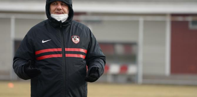 Gaziantep FK Teknik Direktör MariusSumudica'yla Yolları Ayırdı