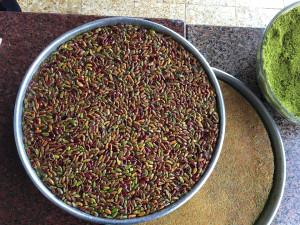 Afrin'deki Mehmetçik Baklava ve Kadayıf Dopingi