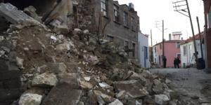 Ayvacık'taki Depremin Bilançosu