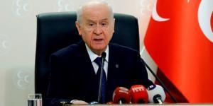 """Mhp Lideri Devlet Bahçeli İstanbul adayı olursa başımızın üstünde yeri vardır"""" dedi"""