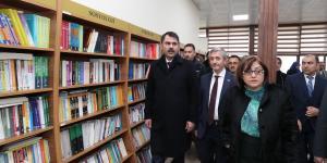 BAKAN KURUM'DAN ŞAHİNBEY BELEDİYESİ'NİN PROJELERİNE ÖVGÜ