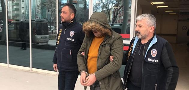 Gaziantep'te evinde 2 kilo 450 gram esrar ele geçirilen şüpheli gözaltına alındı
