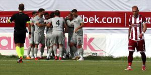 Elazığspor: 0 – Gazişehir Gaziantep: 5