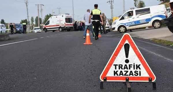 Gaziantep'te Otomobil Devrildi: 1 Ölü, 2 Yaralı