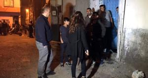 Gaziantep'te Komşularının Evini Basan Aile 2 Kardeşi Yaraladı