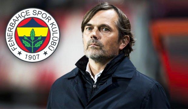 Fenerbahçe, teknik direktör Phillip Cocu ile 3 yıllık anlaşmaya vardı.