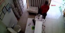 Gaziantep 5 Farklı Hırsızlığın Şüphelisi, Kameradan Yakalandı